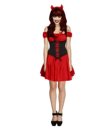 Sexy Devil Costume Women`s Plus Size