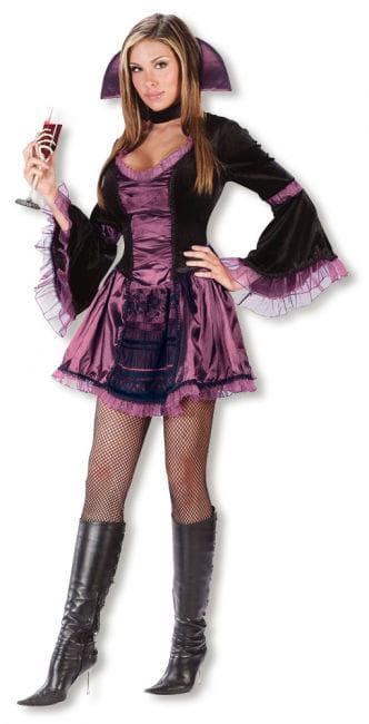 Sexy Vampirbraut Kostüm M/L