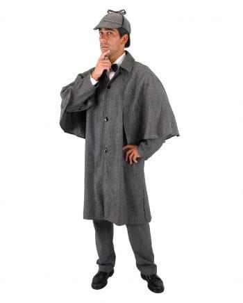 Sherlock Holmes Detektiv Kostümmantel