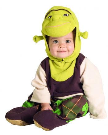 Shrek baby costume