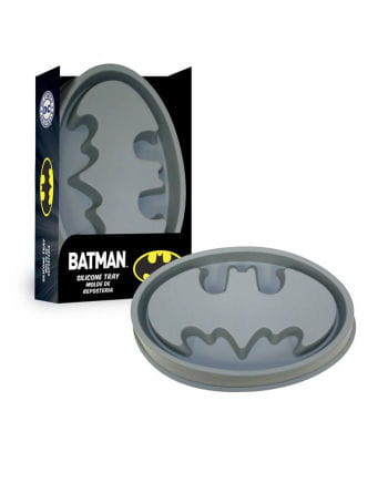 Silicone baking mold Batman Logo