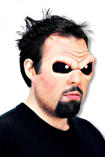 Unheimliche Augenmaske