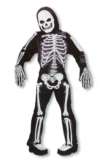 Skeleton 3D Child Costume