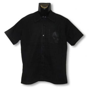Skull Shirt XL
