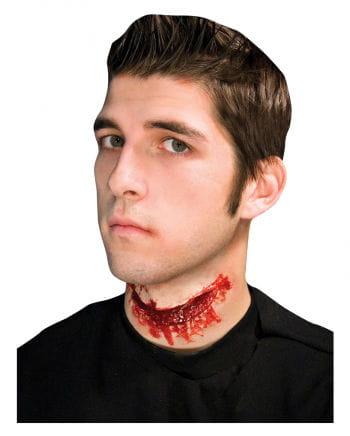 Slit Throat wound