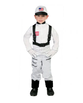 Space Commander Astronaut Child Costume