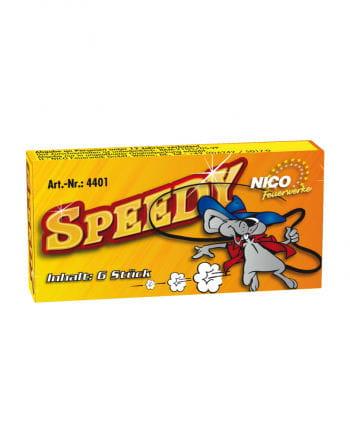 Speedy ground spinner