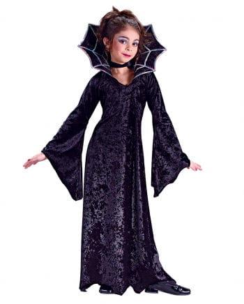 Spider Vampire Princess Child Costume Medium