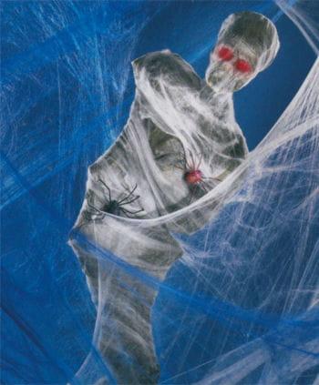 Cobwebs Blue
