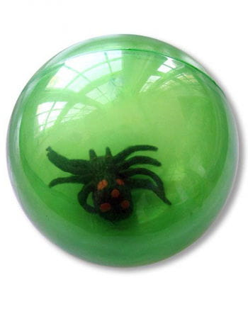 Spring Ball with Spider green