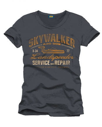 Star Wars Skywalker and Son T-Shirt