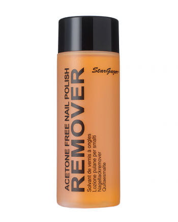 Stargazer nail polish remover Orange