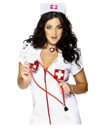 Sexy Stethoskop mit Herz