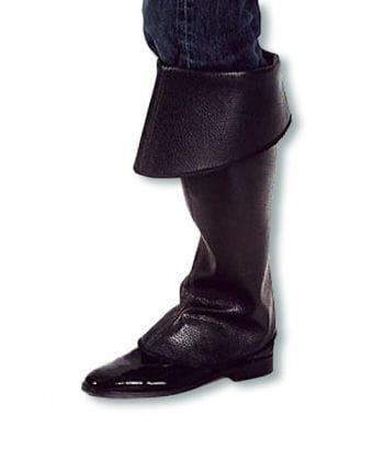 Stiefelgamaschen schwarz