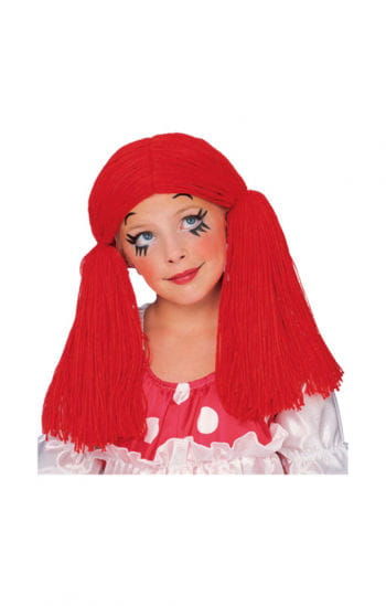 Rag Doll Child Wig