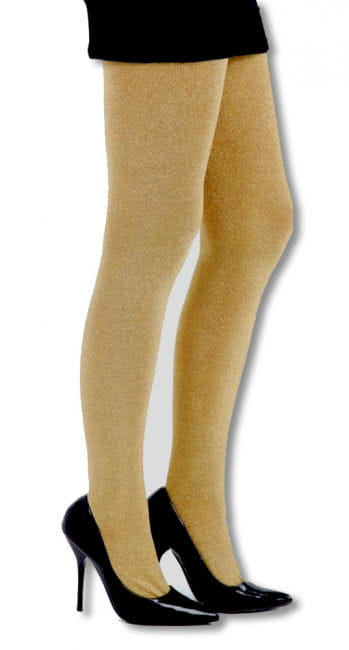 Tights Gold