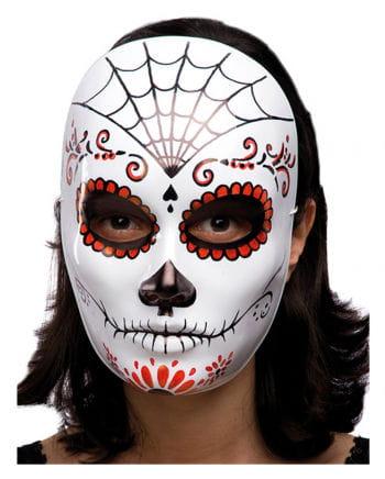 Sugar Skull Halloween Maske