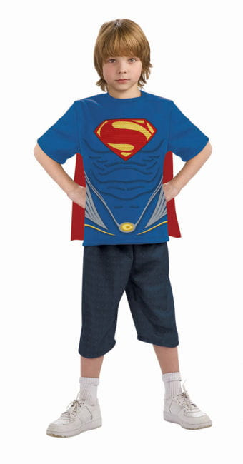 Superman Child Costume