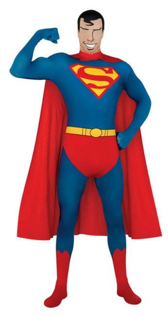 Superman Stretch Anzug