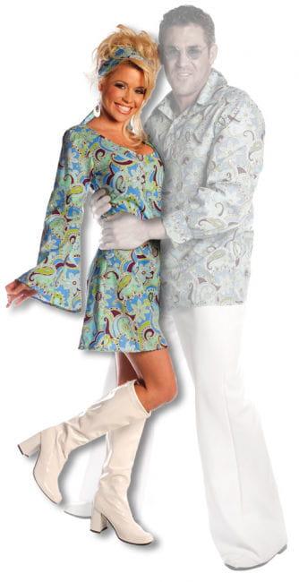 Swinging Sixties GoGo Dress XL