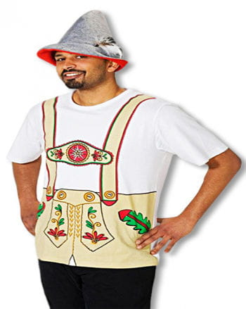 """T-Shirt """"Lederhose"""" XL XL"""