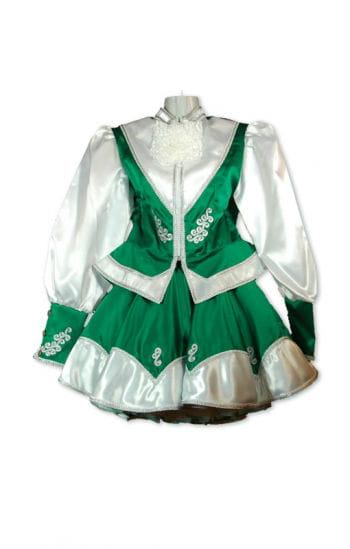 Tanzmariechen grün-weiß Premium