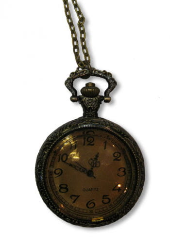 Chain with pocket watch