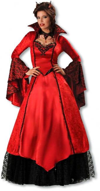 Teuflische Gräfin Kostüm XX L