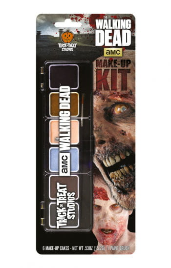 The Walking Dead Make Up Set