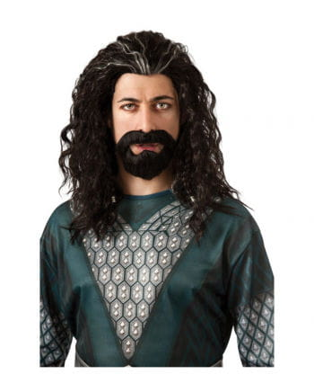 Thorin Eichenschild Perücke mit Bart