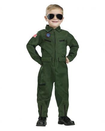 Top Gun Pilot Toddler Costume