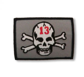 Skull Patches 13