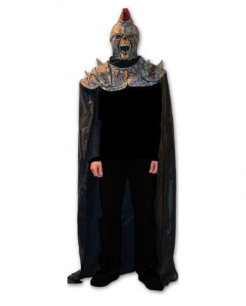 Skull Legionnaire Mask with Cape