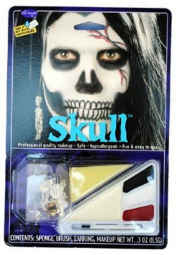 Totenkopf Make up Kit