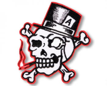 Skull Patch Sir