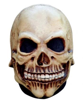 Totenschädel Gevatter Tod Kindermaske