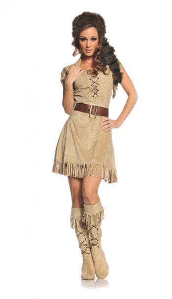 Trapperin Costume