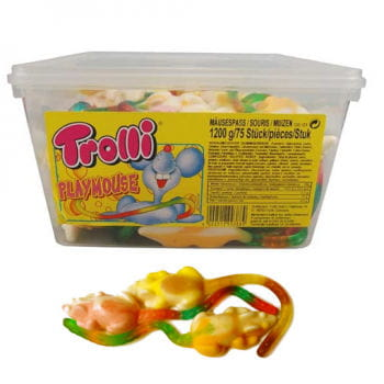 Trolli Playmouse Sugar Rats