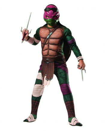 Hero Turtle Raphael Kids costume