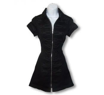 Uniform Dress Black