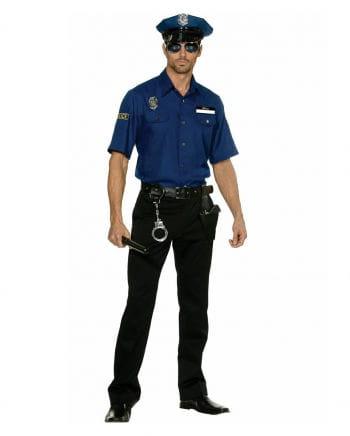 US Polizei Hemd mit Mütze