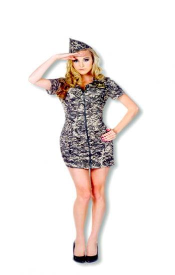 USArmy Camo Dress XL
