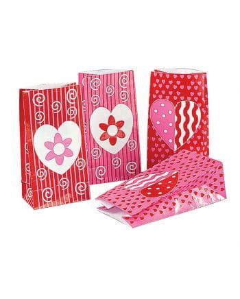 Valentinstag Geschenktüten 12 Stück