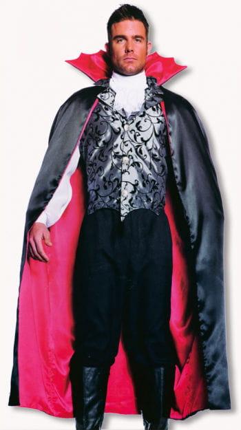 Vampire Costume black-red