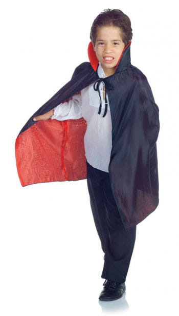Vampire Child Cape Black / Red