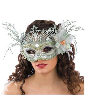 Venetian Mask With Glitter