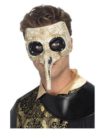 Venetian Plague Beak Mask