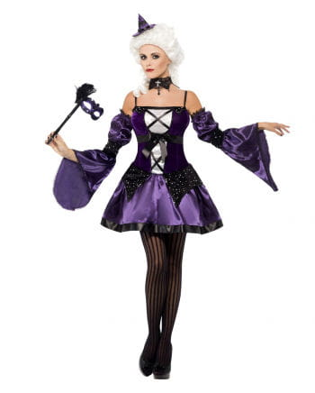 Venetian Witch Costume