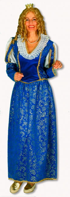 Versailles Lady Costume