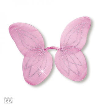 Forest Fairy Wings for Kids Pink